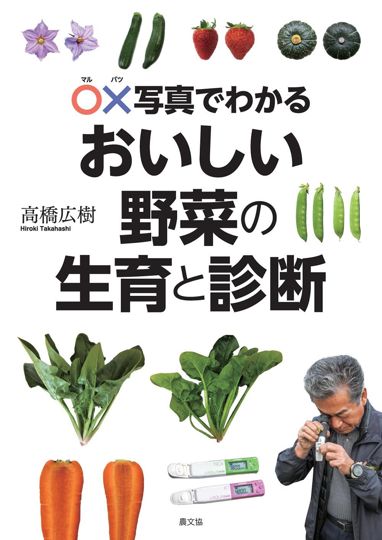 おいしい野菜の生育と診断